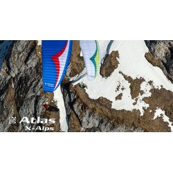 GIN Atlas X-ALPS